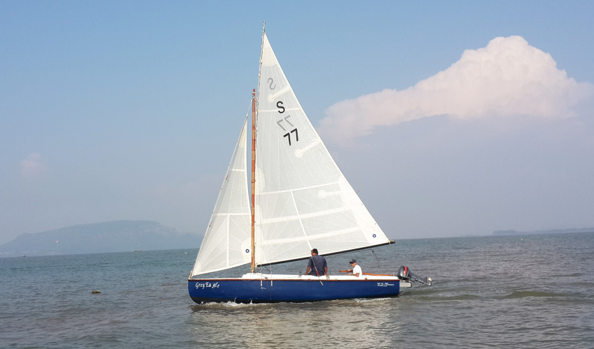 Seabird Sailboat for Sale in India