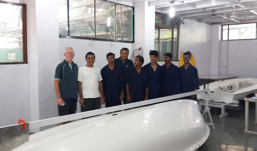Boat Builder in Mumbai, India