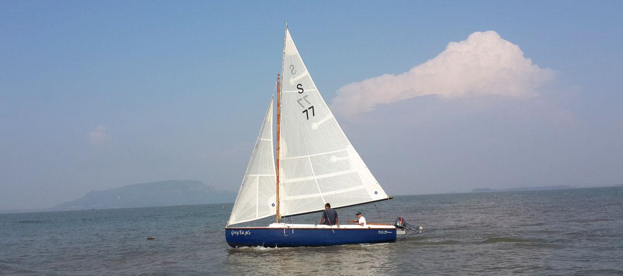 XS Marines Seabird Sailboat