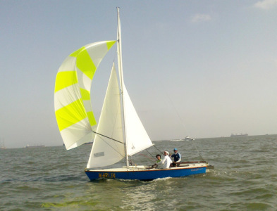International Lightning Class Sailboat for Sale in India