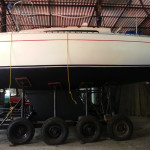 Sigma 26 Sail Yacht Maintenance India